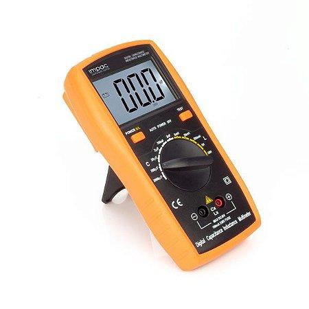 Capacímetro Indutímetro Digital VC-6243