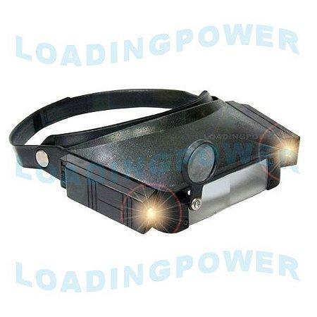 Lupa de Pala com Iluminação - IPLC9
