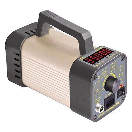Estroboscópio Digital Portátil RPM FPM DT-2279 Lutron