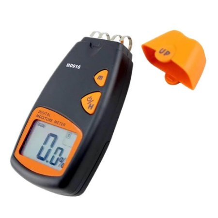 Medidor Umidade de Papel, Papelão e Celulose IPMD-916 Impac