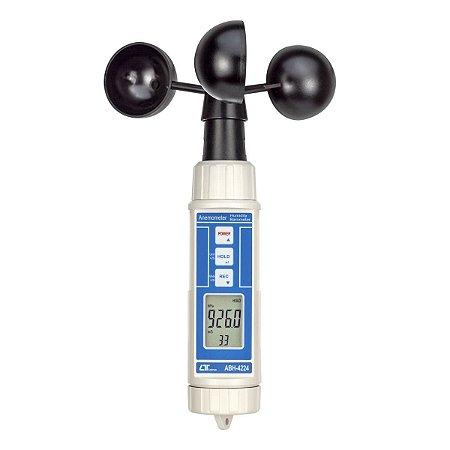 Termo Higro Anemômetro Barômetro ABH-4224