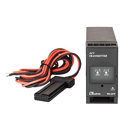 Transmissor de Tensão Alternada VAC Saída 4 a 20 mA TR-ACV1A4 Lutron