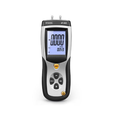 Micro Manômetro de Pressão Diferencial 0,5 PSI IP-500