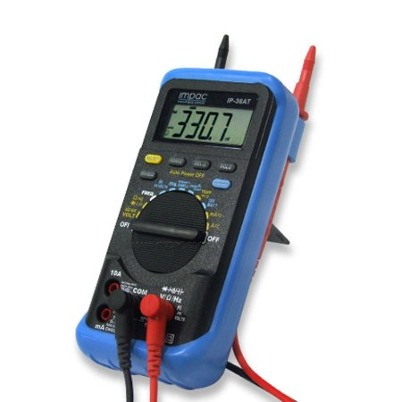 Multímetro Automotivo Digital IP-36AT Impac