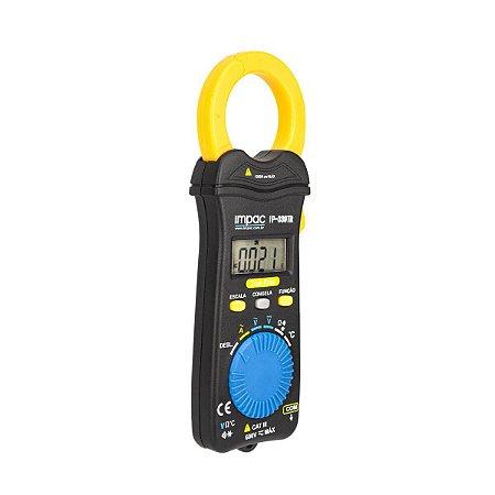 Alicate Amperimetro True Rms IP-339TR Impac