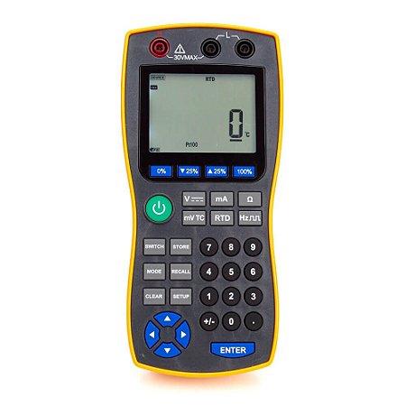 Gerador de Sinal 4-20mA Tensão Corrente mV DC IP-791