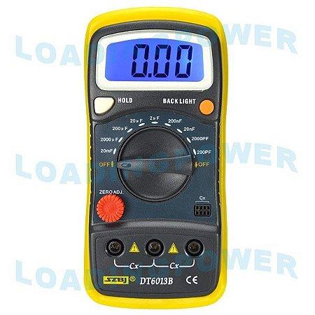 Capacímetro Digital DT-6013