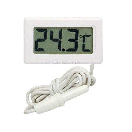 Termômetro digital com Sensor Externo TPM-10A
