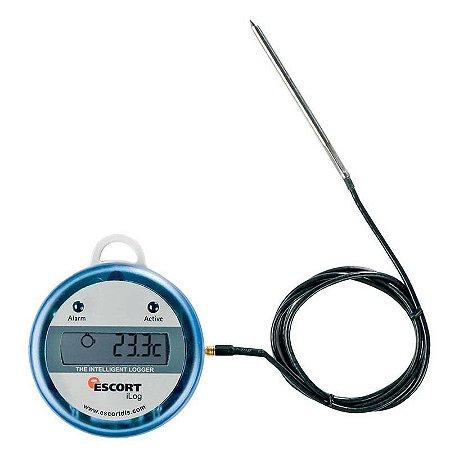 Data Logger de Temperatura com Sensor Interno e Externo EI-1E-D-32L