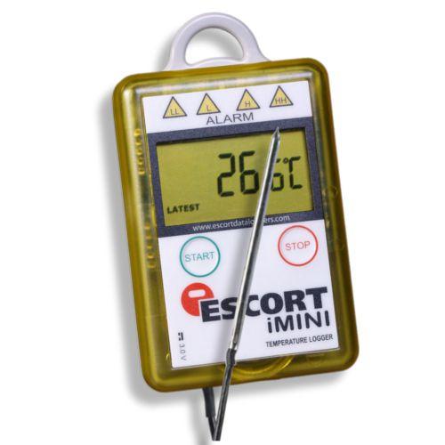 Datalogger Registrador de Temperatura com Sensor Externo MX-OE-S-8-L Impac