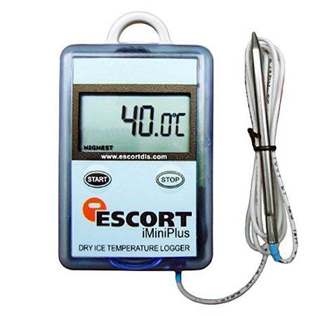 Termômetro Registrador Temperatura com Sensor Externo -100ºC a 50ºC MP-OE-N-8-L
