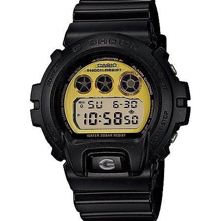 9c15976f2ed Relógio Casio Standard Masculino Digital G-Shock DW-6900PL-1DR - Preto e