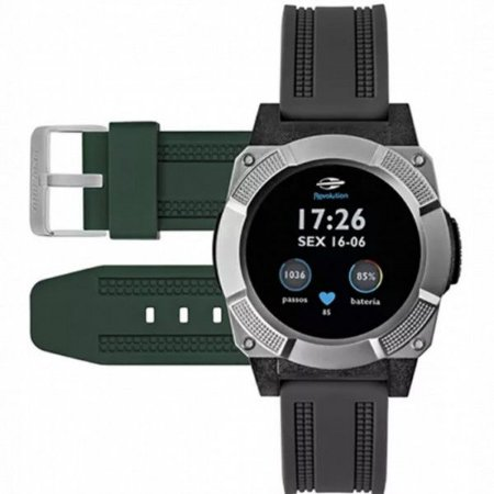 71c9ec32c91 Relógio Mormaii Revolution Smartwatch Touch Mosraa 8c - Megamix Eletro