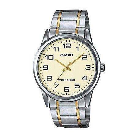 22a4ca04384 Relógio Casio Collection Analógico Feminino Ltp-V001sg-9budf