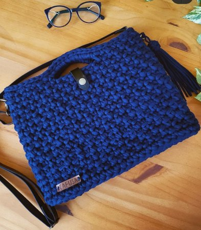 Work Bag azul
