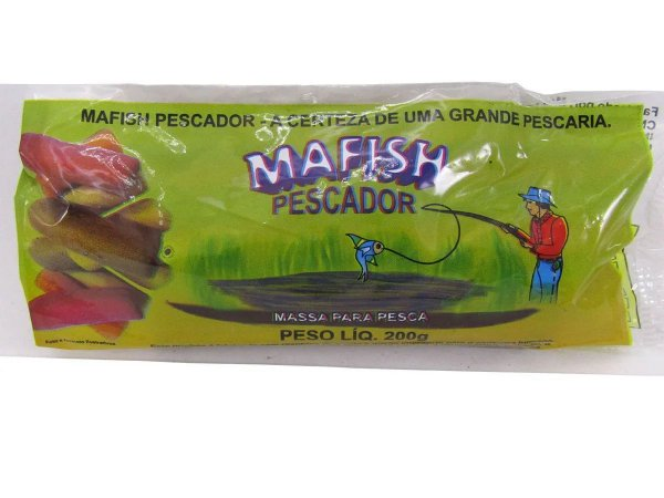 Massa Pronta Fididinha 200g - Mafish