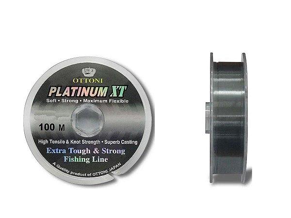 Linha Platinum XT Monofilamento Caixa - Ottoni