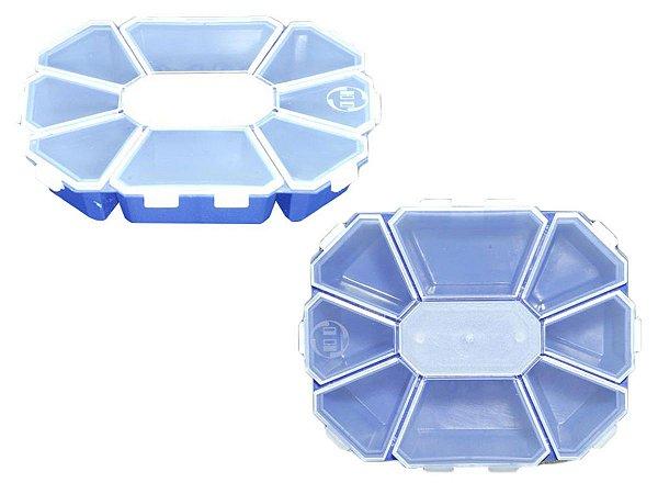 Estojo ED-08-A Azul Unitário - HI