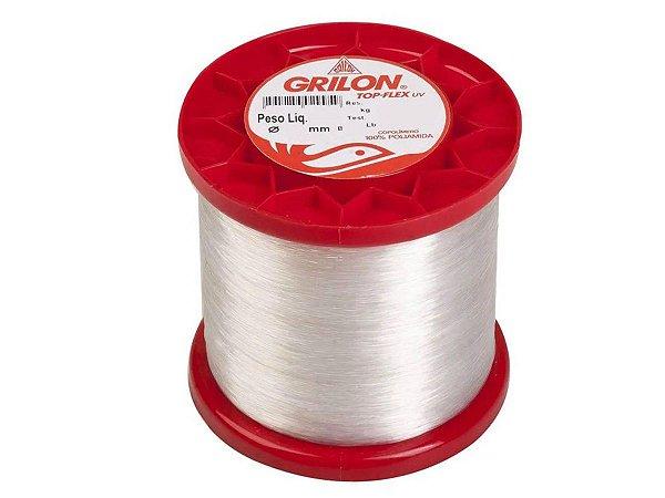 Linha Grilon Top-Flex UV Branca 250g Unitária - Mazzaferro