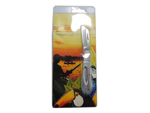 Canivete Inox 29/3 Cabo de Alumínio - Cimo