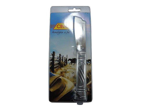 Canivete Inox 59/3 A Cabo de Alumínio - Cimo
