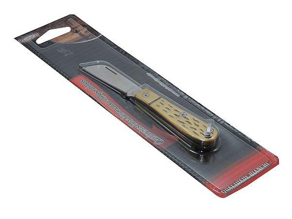 "Canivete Rog Metal 2 3/8"" - Bianchi"