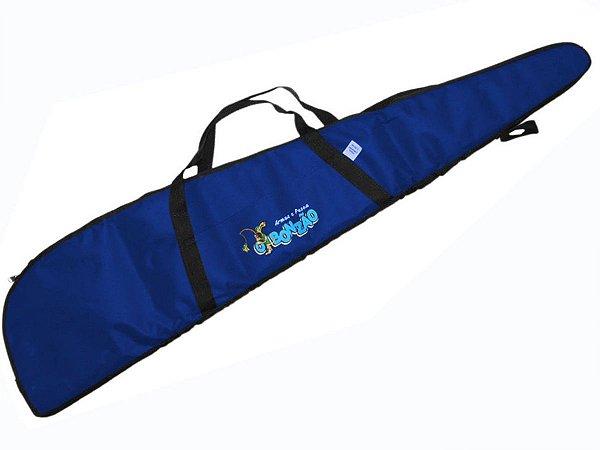 Capa de Arma Almofadada Azul 1,20m - Raju