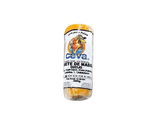 Tubete de Massa Sabor Queijo 200g - Ceva Iscas