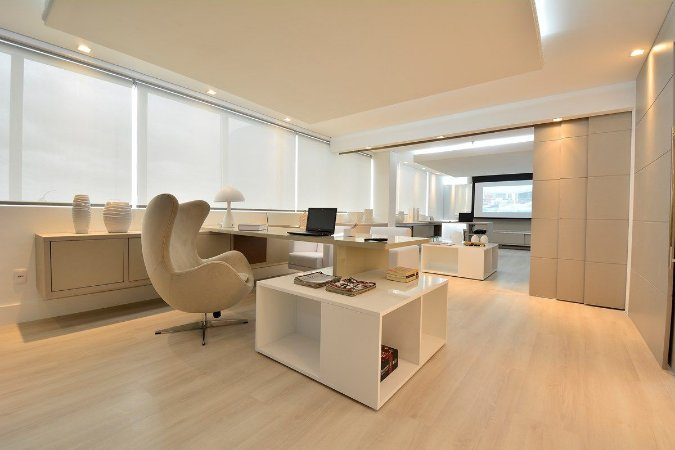 Piso Laminado Eucafloor New Elegance encaixe 2G novo CLICK Legno Crema- preço por caixa com 2,77 m²