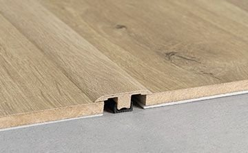 Quick Step Perfil Incizo 5x1 cor Malta 1067 - preço da barra com 1,80 ml