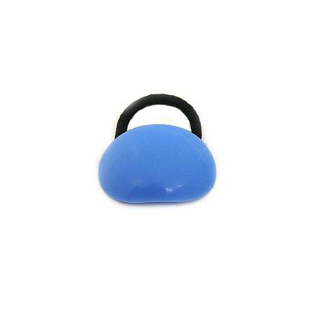 Rabicó Acrílico Oval Azul