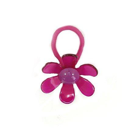 Rabicó Flor de Acrílico Pink