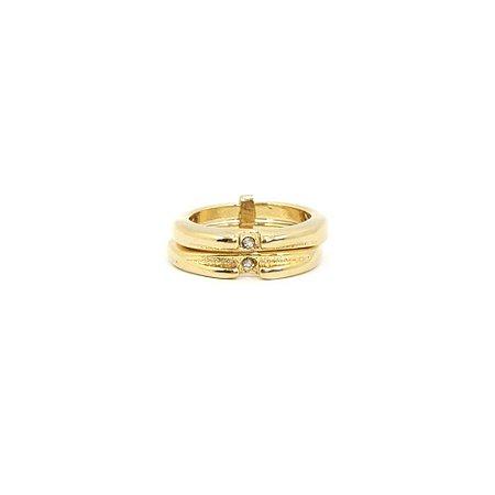 Anel de Elos Dourado