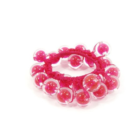 Scrunchie Rosa Pink de Bolas