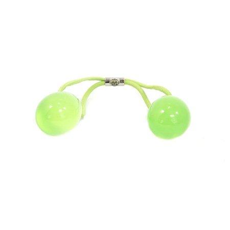 Rabicó Bola Dupla Verde Neon