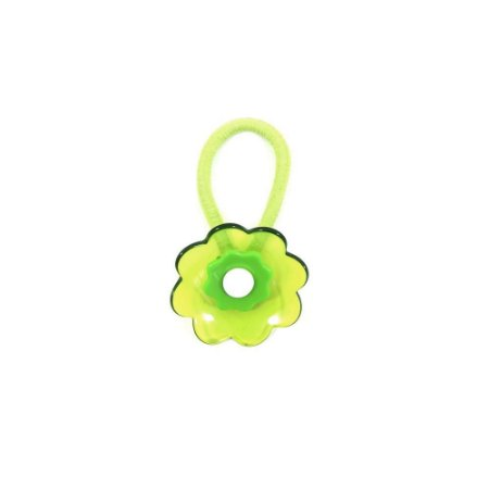 Rabicó Flor Acrílica Verde