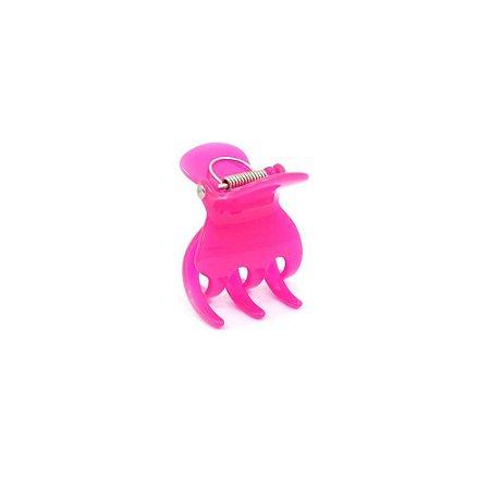 Piranha Inquebrável Tridente Rosa Neon