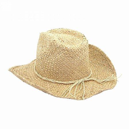 Chapéu de Palha estilo Cowboy