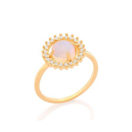 Anel Skinny Ring Redondo Rommanel