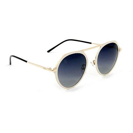 Óculos de Sol Top Bar Nude