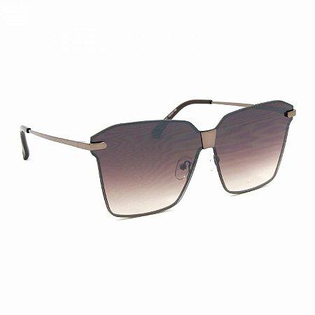 Óculos de Sol Vintage Marrom