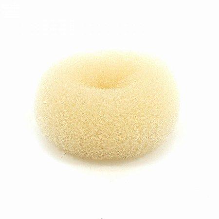 Prendedor Donut Bege para Coque