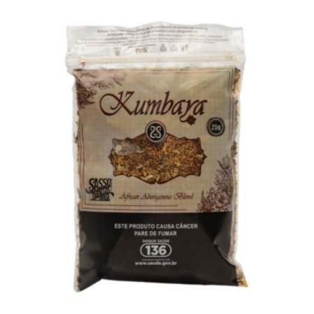Kumbaya Sasso 25g Mistura de Ervas