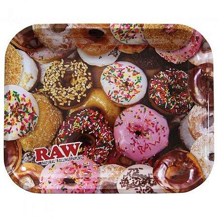 Bandeja de Metal RAW Donuts Grande