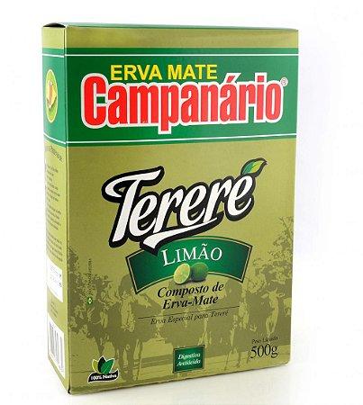 Erva mate Campanário Limão