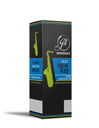 Caixa de Palheta para Sax-Tenor Bb - Jazz Local