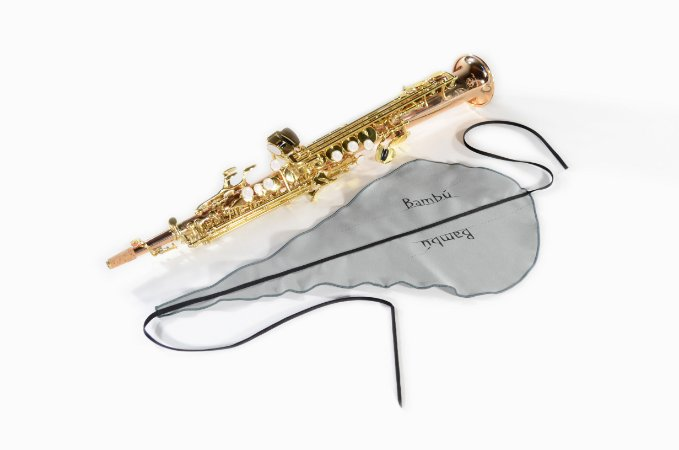 Pano de Limpeza - Sax-Soprano