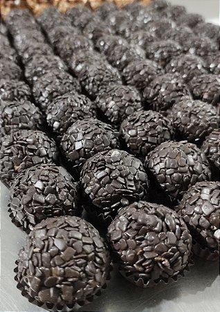 Brigadeiro gourmet coffedark