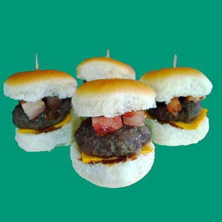 DELIVERY - Mini - Hambúrguer Gourmet