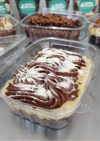Brownie Maravilha de Ninho e Nutella